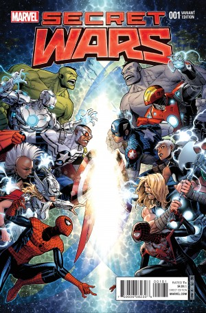 Secret Wars 1 review spoilers 8