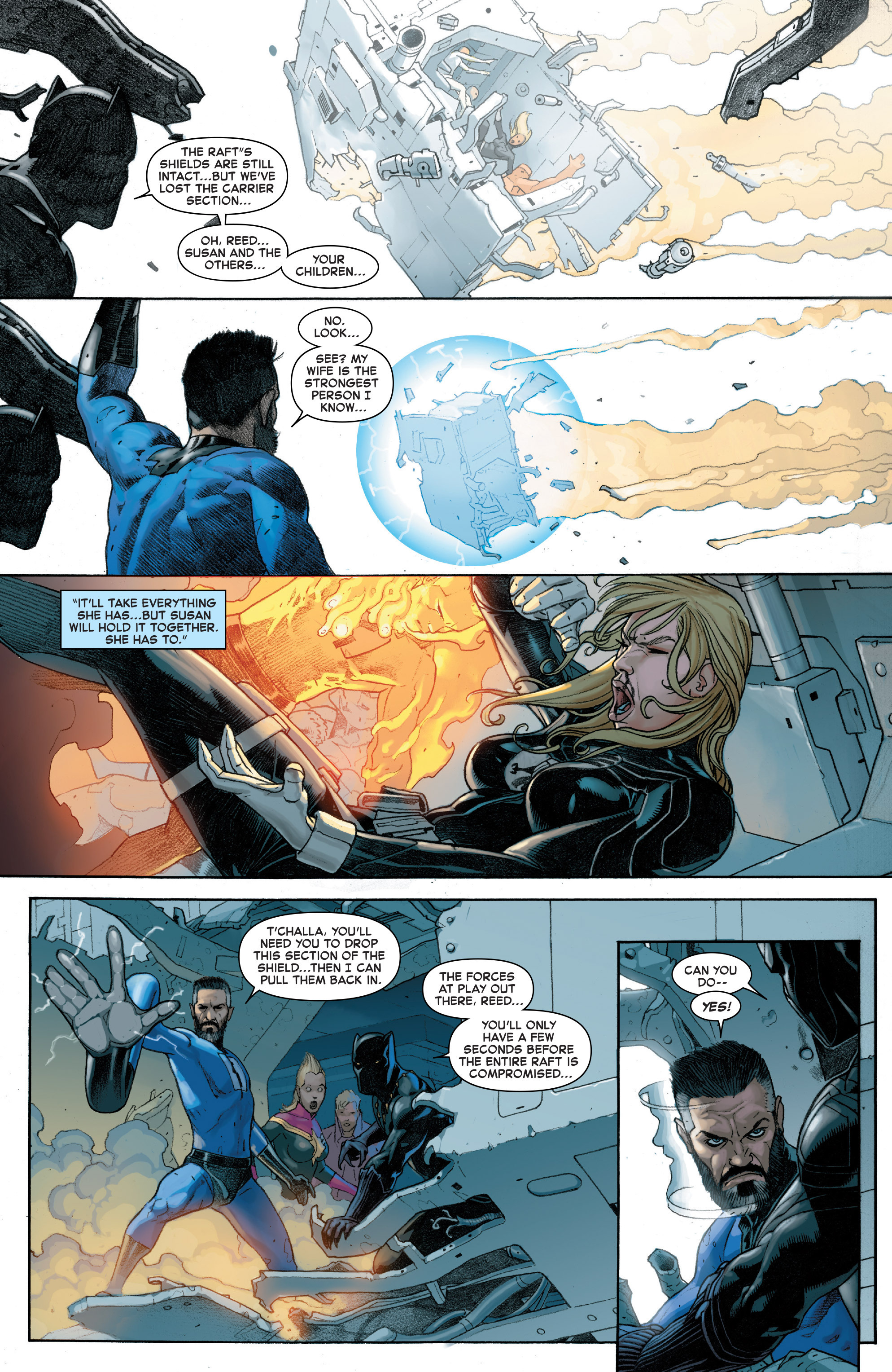 2015 secret wars  1 spoilers  u0026 review  witness last