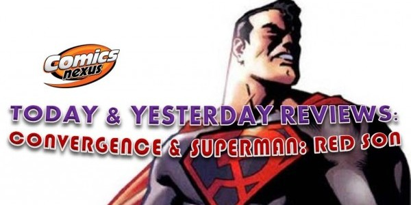 Todau and Yesterday Reviews Superman Red Son