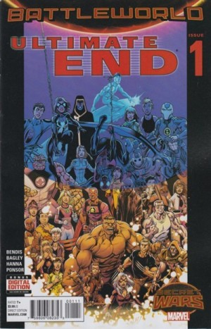 ULTIMATE END #1 review spoilers 1