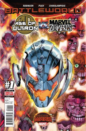 AGE of ULTRON vs. MARVEL ZOMBIES #1 review spoilers 1