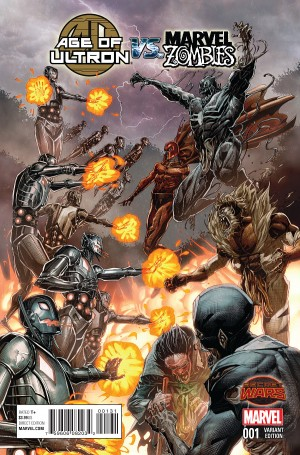 AGE of ULTRON vs. MARVEL ZOMBIES #1 review spoilers 2