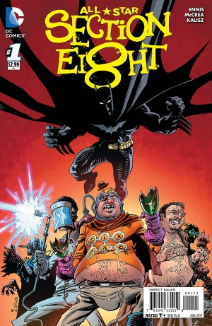 ALL-STAR SECTION EIGHT 1 review spoilers 2