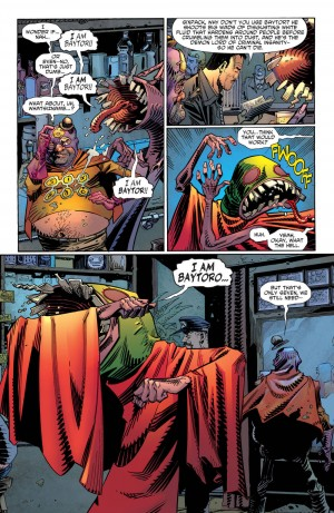 ALL-STAR SECTION EIGHT 1 review spoilers 4