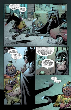 ALL-STAR SECTION EIGHT 1 review spoilers 5
