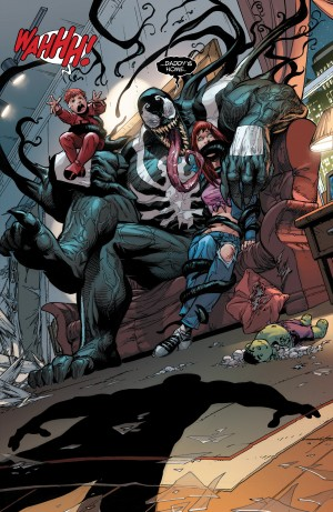 AMAZING SPIDER-MAN -- RENEW YOUR VOWS #1 review spoilers 2