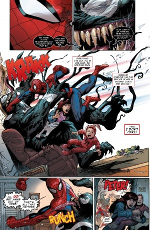 AMAZING SPIDER-MAN -- RENEW YOUR VOWS #1 review spoilers 3