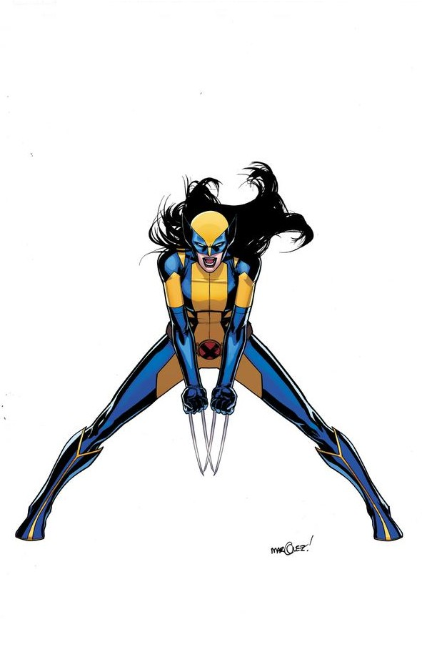 All-New All-Different Marvel 4 new Wolverine