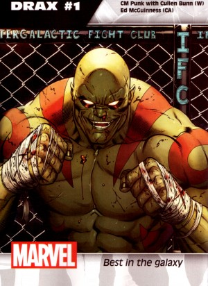 All-New All-Different Marvel Drax #1