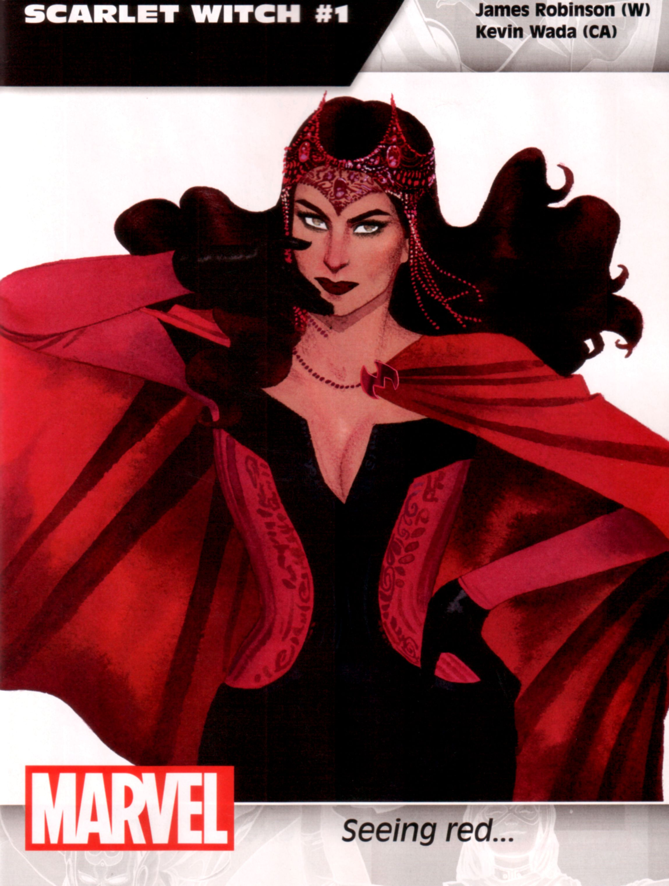 Scarlet Witch Volume 2 Midtown Comics