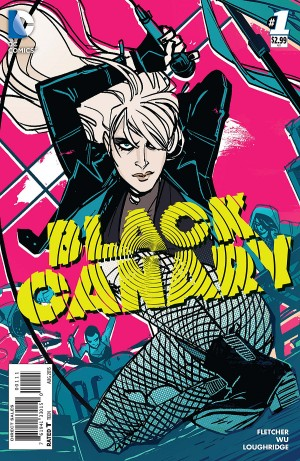 BLACK CANARY 1 review spoilers 1