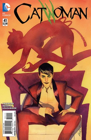 CATWOMAN 41 review spoilers 1