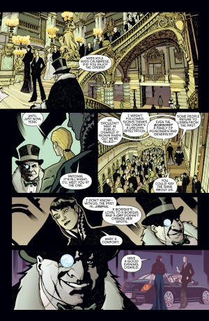 CATWOMAN 41 review spoilers 3