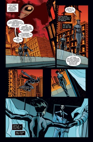 CATWOMAN 41 review spoilers 5