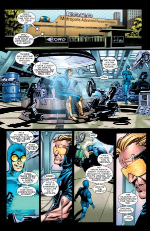 CONVERGENCE - BOOSTER GOLD #2 pg. 11