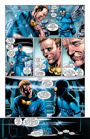 CONVERGENCE - BOOSTER GOLD #2 pg. 12
