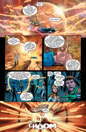 CONVERGENCE - BOOSTER GOLD #2 pg. 18