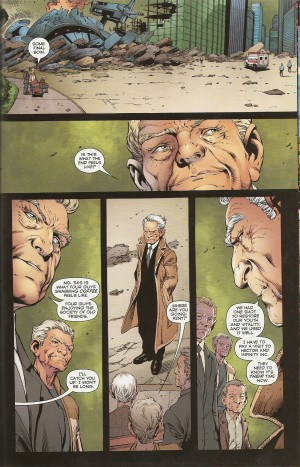 CONVERGENCE - JUSTICE SOCIETY of AMERICA #2 pg. 21