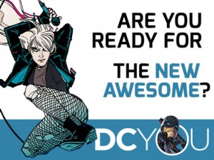 DC You - Are You Ready for the New Awesome