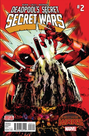 DEADPOOL'S SECRET SECRET WARS #2 review spoilers 1