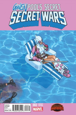 DEADPOOL'S SECRET SECRET WARS #2 review spoilers 3