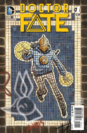 DOCTOR FATE 1 review spoilers 1