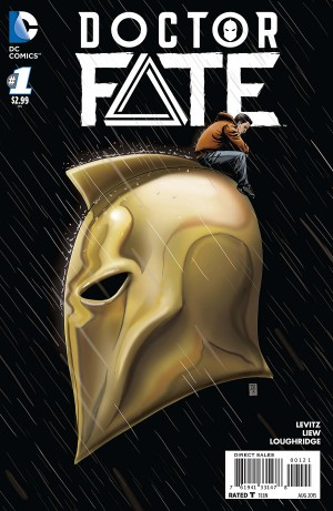 DOCTOR FATE 1 review spoilers 2