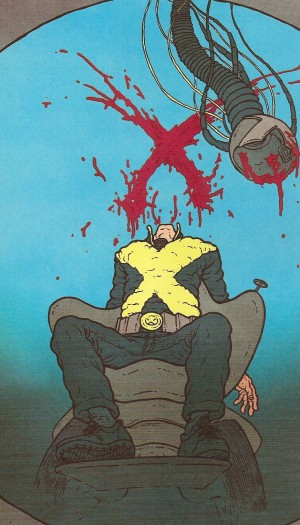 E is for EXTINCTION #1 review spoilers 5
