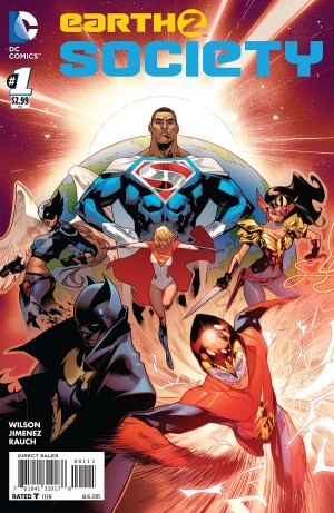 EARTH 2 SOCIETY 1 review spoilers 1