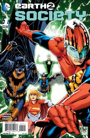 EARTH 2 SOCIETY 1 review spoilers 2