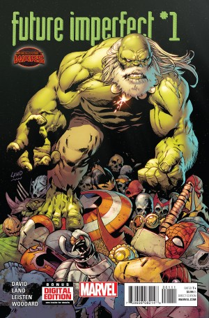 FUTURE IMPERFECT #1 review spoilers 1