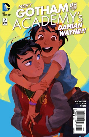 GOTHAM ACADEMY 7 review spoilers 1