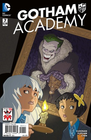 GOTHAM ACADEMY 7 review spoilers 2