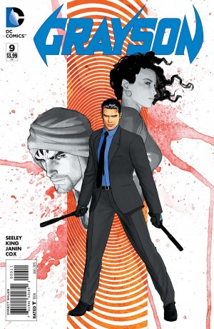 GRAYSON 9 review spoilers 1