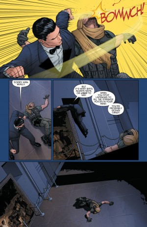 GRAYSON 9 review spoilers 6