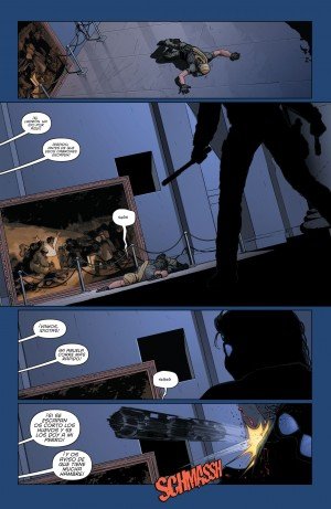 GRAYSON 9 review spoilers 7