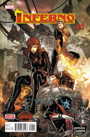 INFERNO #1 review spoilers 1