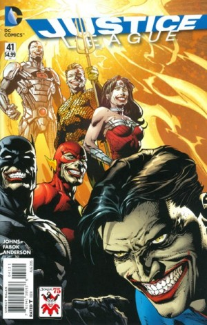 JUSTICE LEAGUE 41 review spoilers 2