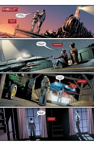 JUSTICE LEAGUE 41 review spoilers 4
