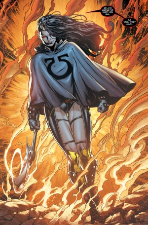 JUSTICE LEAGUE 41 review spoilers 5