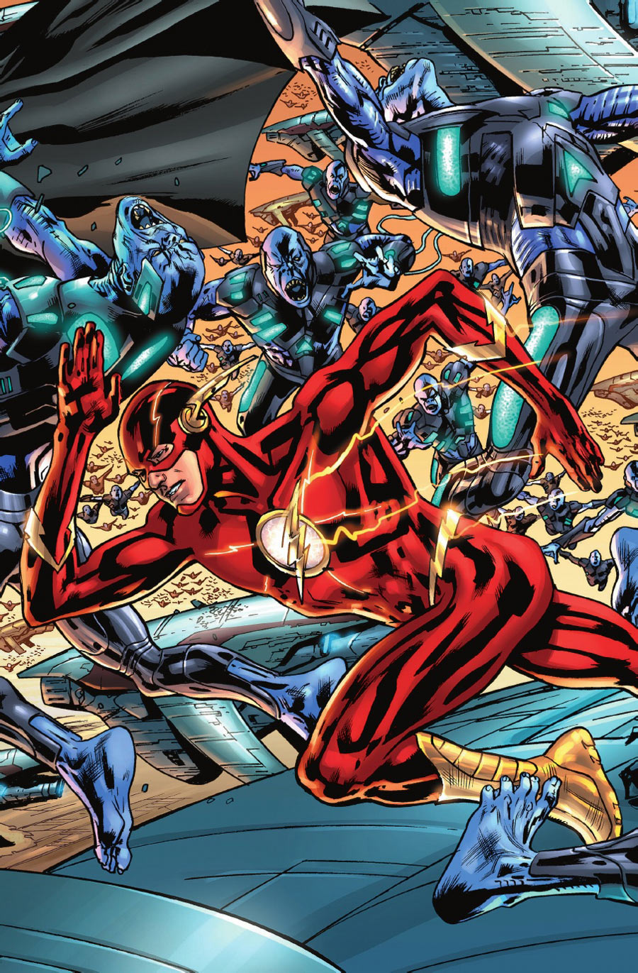 Dc You Review Amp Spoilers Justice League Of America 1 By