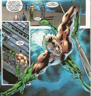 JUSTICE LEAGUE of AMERICA {4th Series} #1 pg. 16