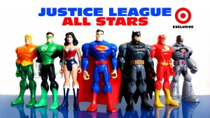 Justice League All-Stars Target AF