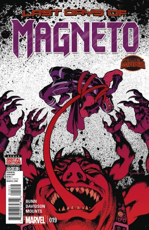 MAGNETO #19 review and spoilers 1