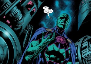 MARTIAN MANHUNTER 1 review spoilers 7