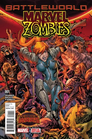 MARVEL ZOMBIES #1 review spoilers 1