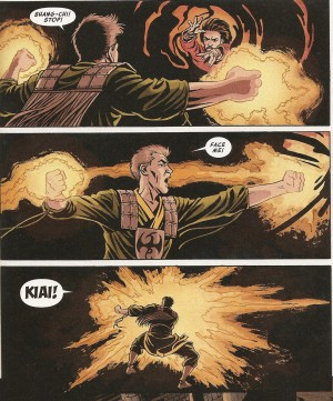 MASTER of KUNG-FU #2 review spoilers 3