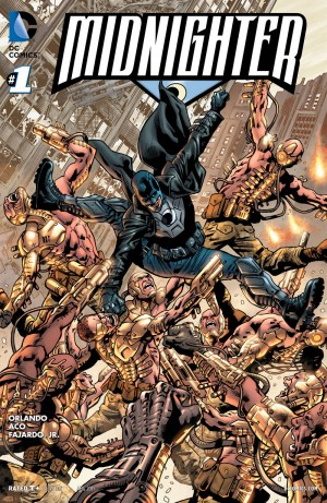 MIDNIGHTER 1 review spoilers 2