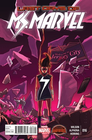 Ms. MARVEL #16 review spoilers 1