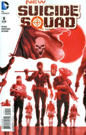 NEW SUICIDE SQUAD 9 review spoilers 1